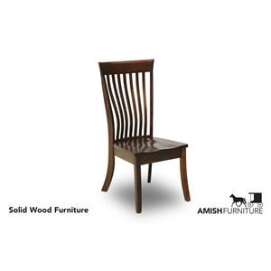 Amish Impressions by Fusion Designs Classic Dining Side Chair