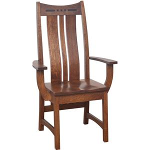 Morris Home Hayworth Arm Chair