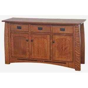 Morris Home Furnishings Hayworth Buffet