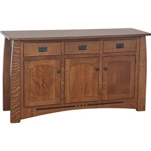 Amish Impressions by Fusion Designs Hayworth Buffet