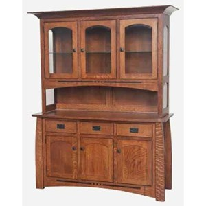 Morris Home Furnishings Hayworth Hutch