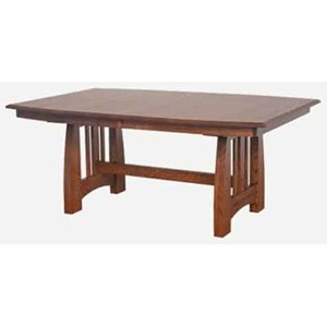 Amish Impressions by Fusion Designs Hayworth Table
