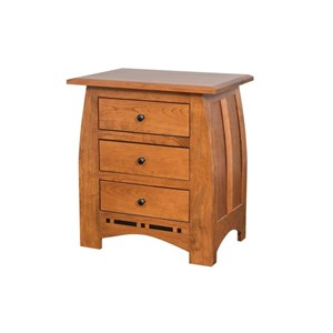 Morris Home Furnishings Hayworth Night Stand