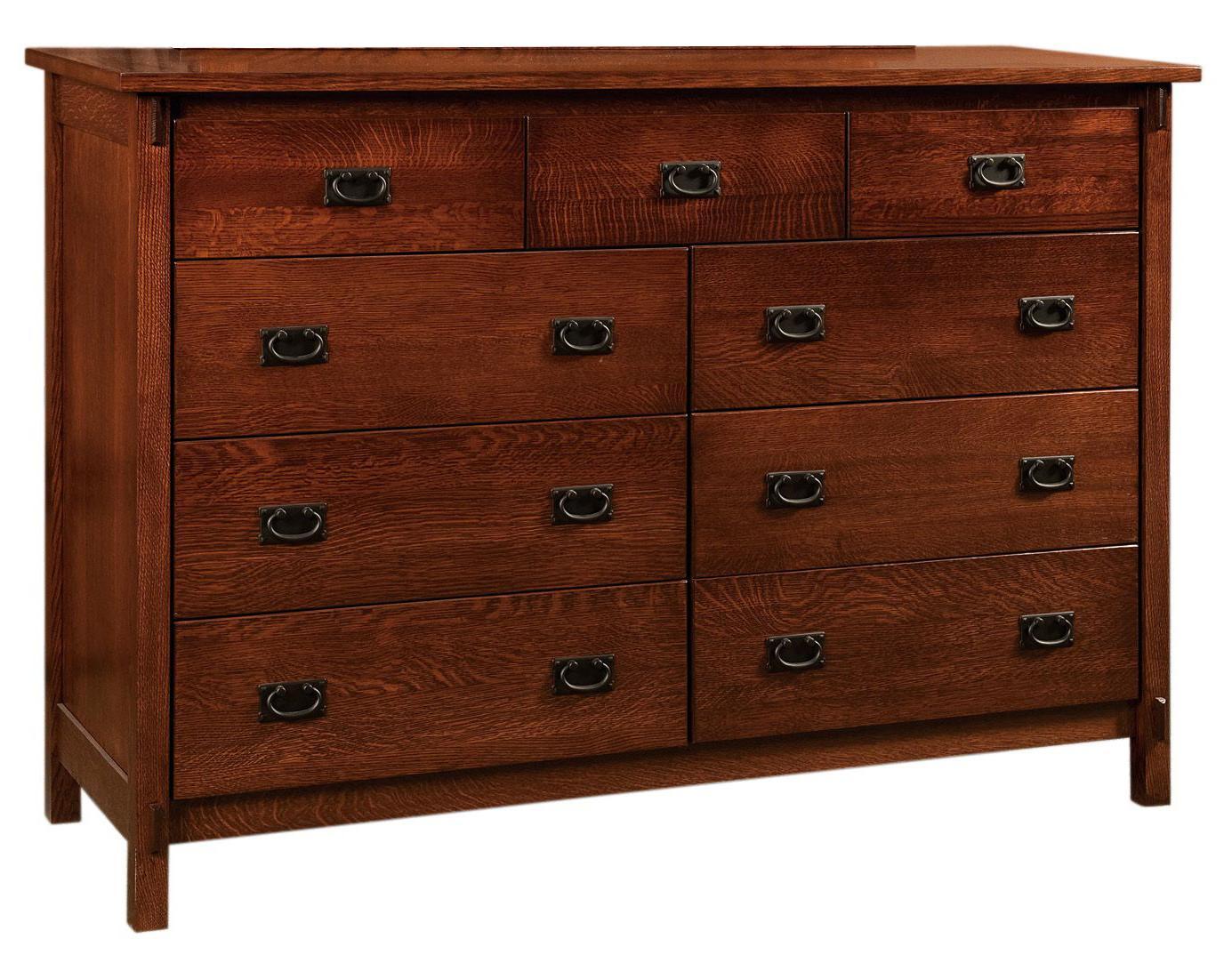 Morris Home Furnishings Savannah Savannah Dresser - Item Number: SHDR-XX
