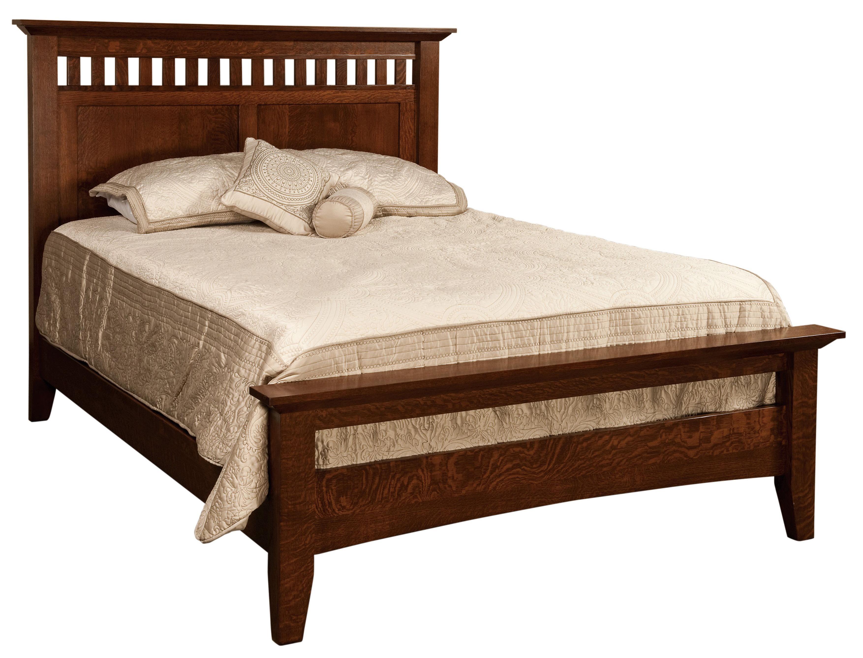 Morris Home Savannah Savannah King Panel Bed - Item Number: SHKB-XX