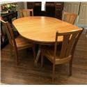 Amish Impressions by Fusion Designs Sedona Dining Table - Item Number: DSED-TBL