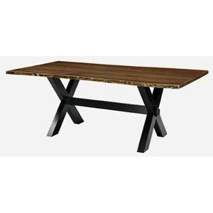 "Customizable Solid Wood Table 42"" x 72"""