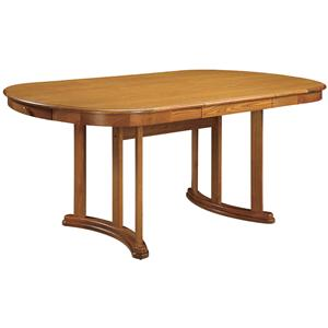 Anthony of California Casual Dining Casual Dining Room Table