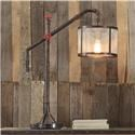 Anthony of California Lamps Bronze Table Lamp - Item Number: 070030514