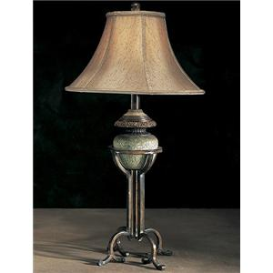 Anthony of California Lamps Pair Room Group Lamps and Shades