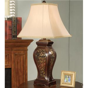 Anthony Of California Lamps Contemporary 5 Arm Arch Floor Lamp