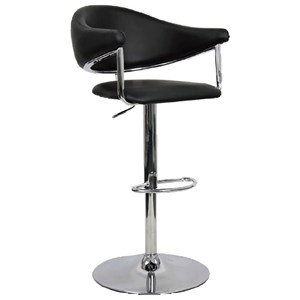 APA by Whalen Airstream Swivel Gas Lift Stool