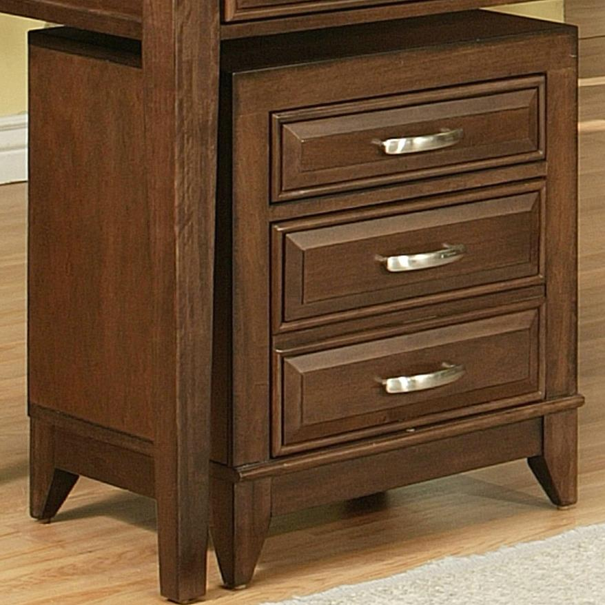 APA by Whalen Albany File Cabinet - Item Number: ALBOF