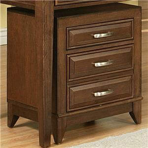 APA by Whalen Albany File Cabinet