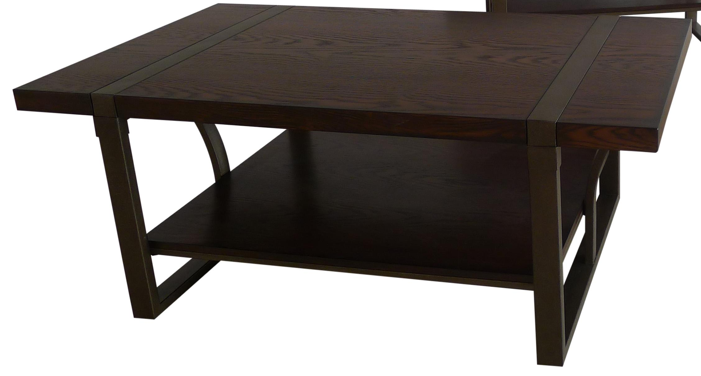 APA by Whalen Mason Cocktail Table - Item Number: MSN-CFE482619