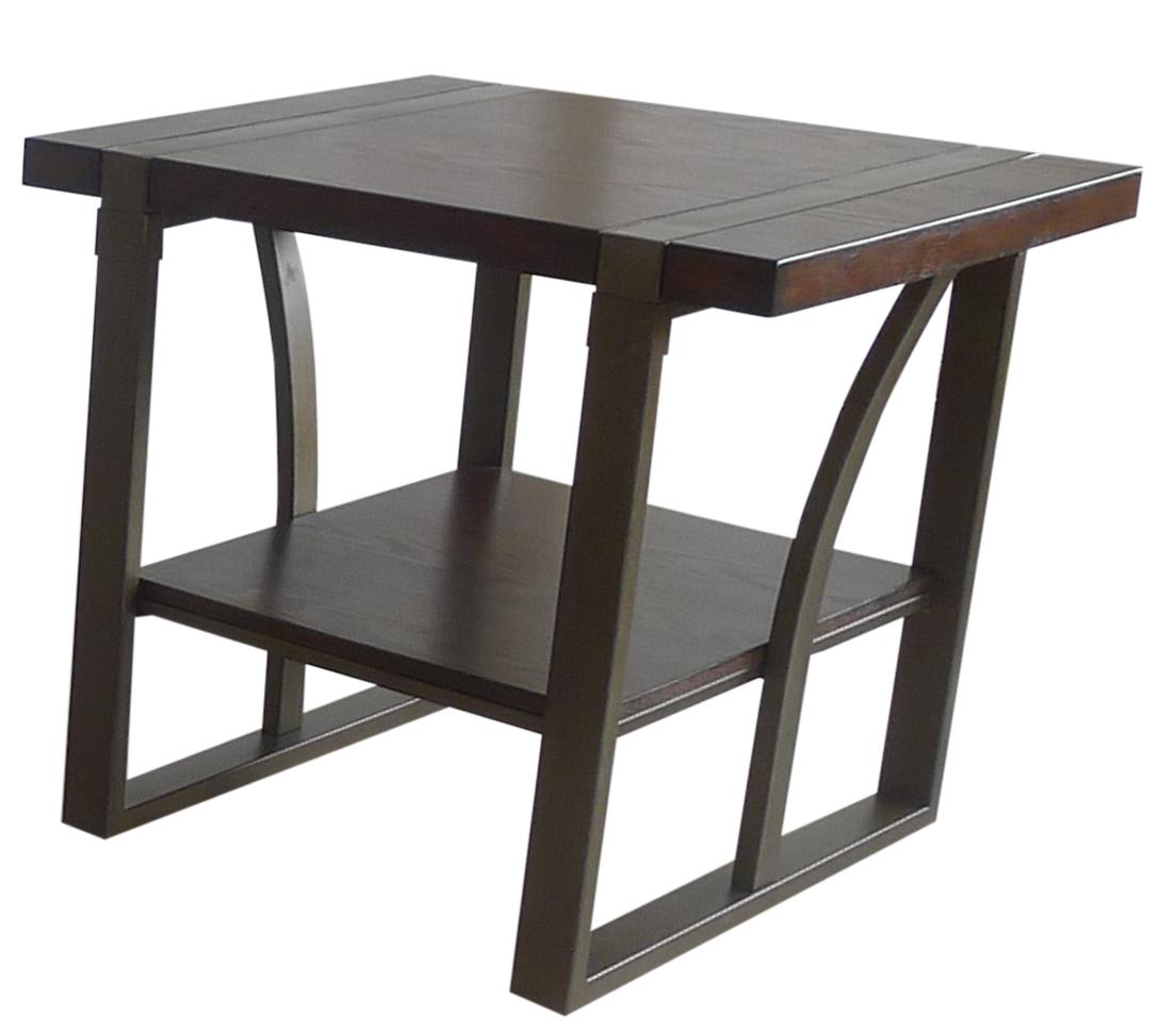 APA by Whalen Mason End Table - Item Number: MSN-END232524