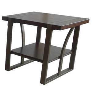 APA by Whalen Mason End Table