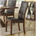 APA by Whalen Xenia  Side Chair w/ Upholstery