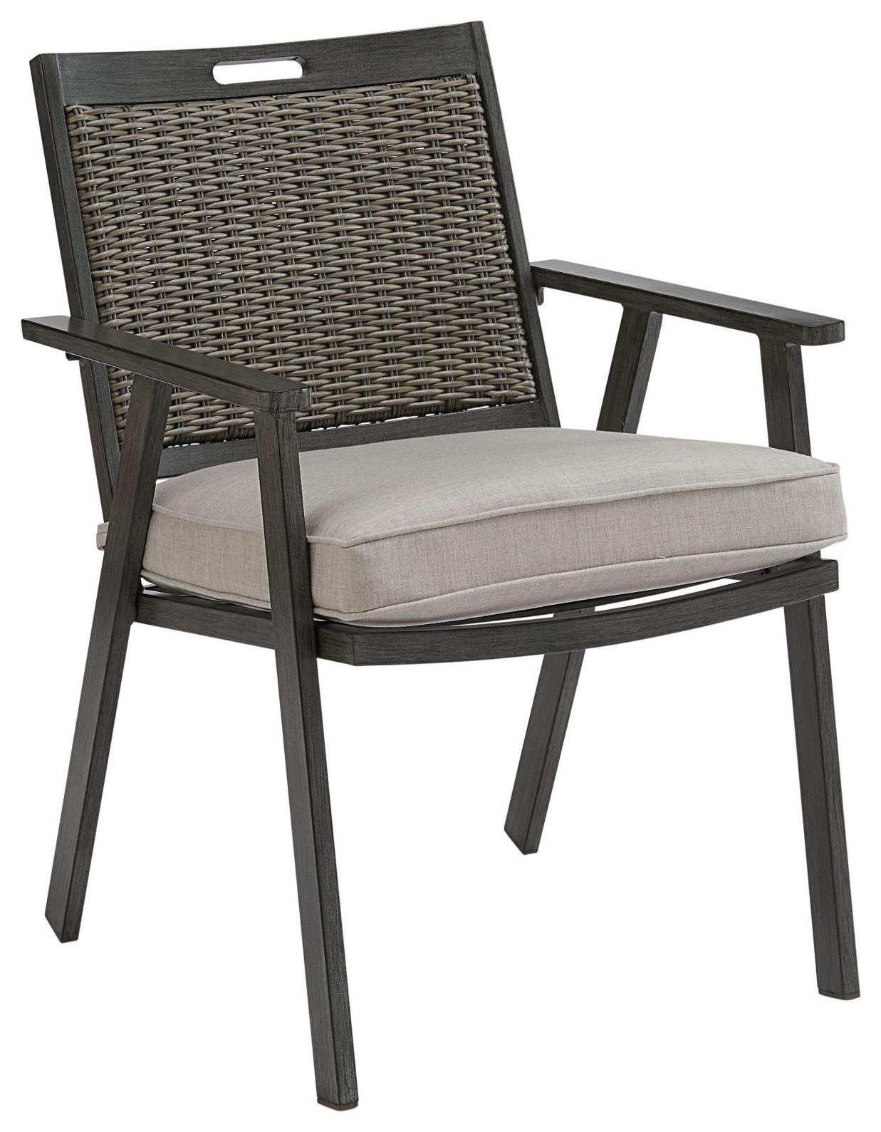 Adison Dining Chair by Apricity Outdoor at Johnny Janosik