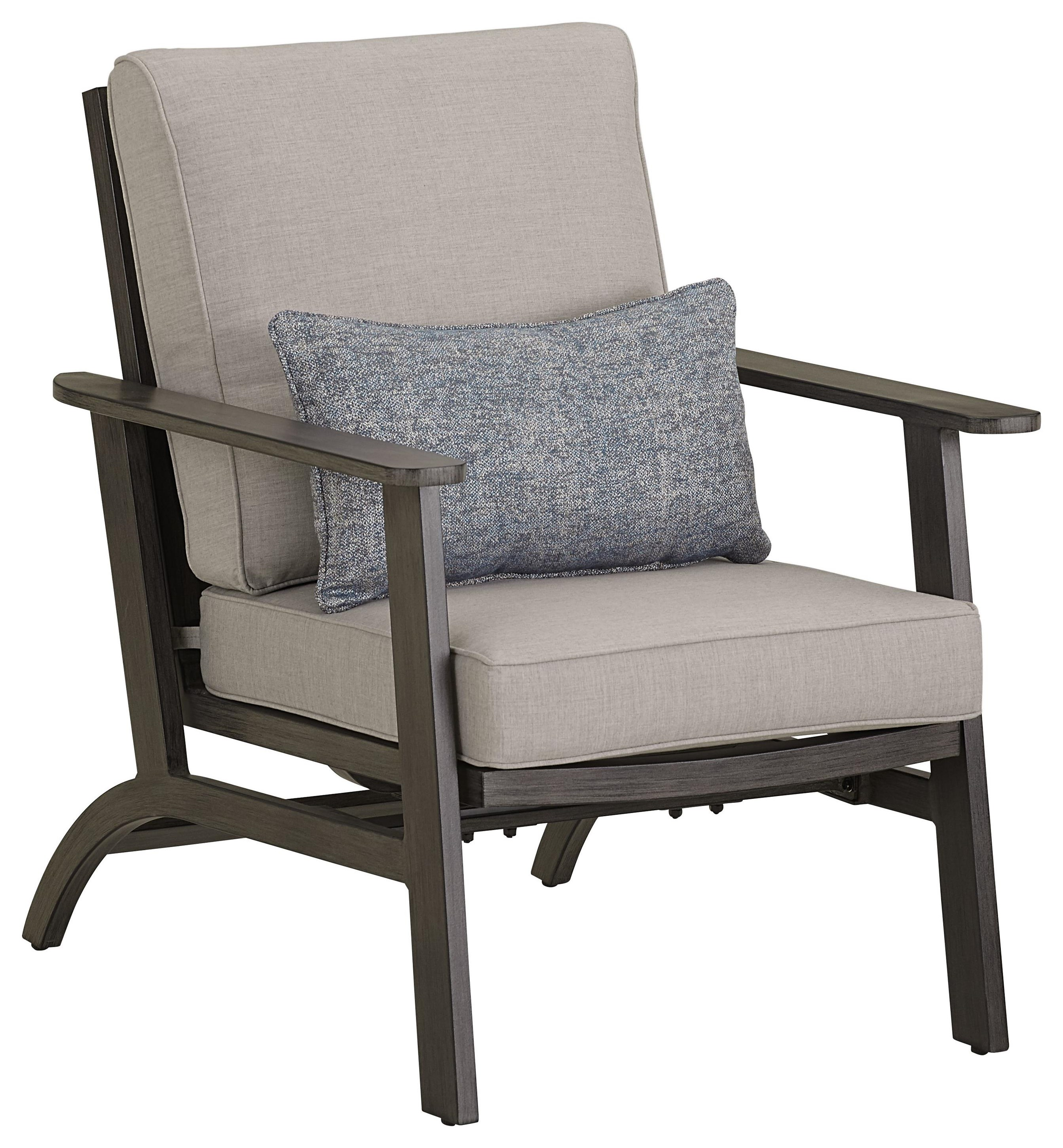 Adison Motion Lounge Chair by Apricity Outdoor at Johnny Janosik