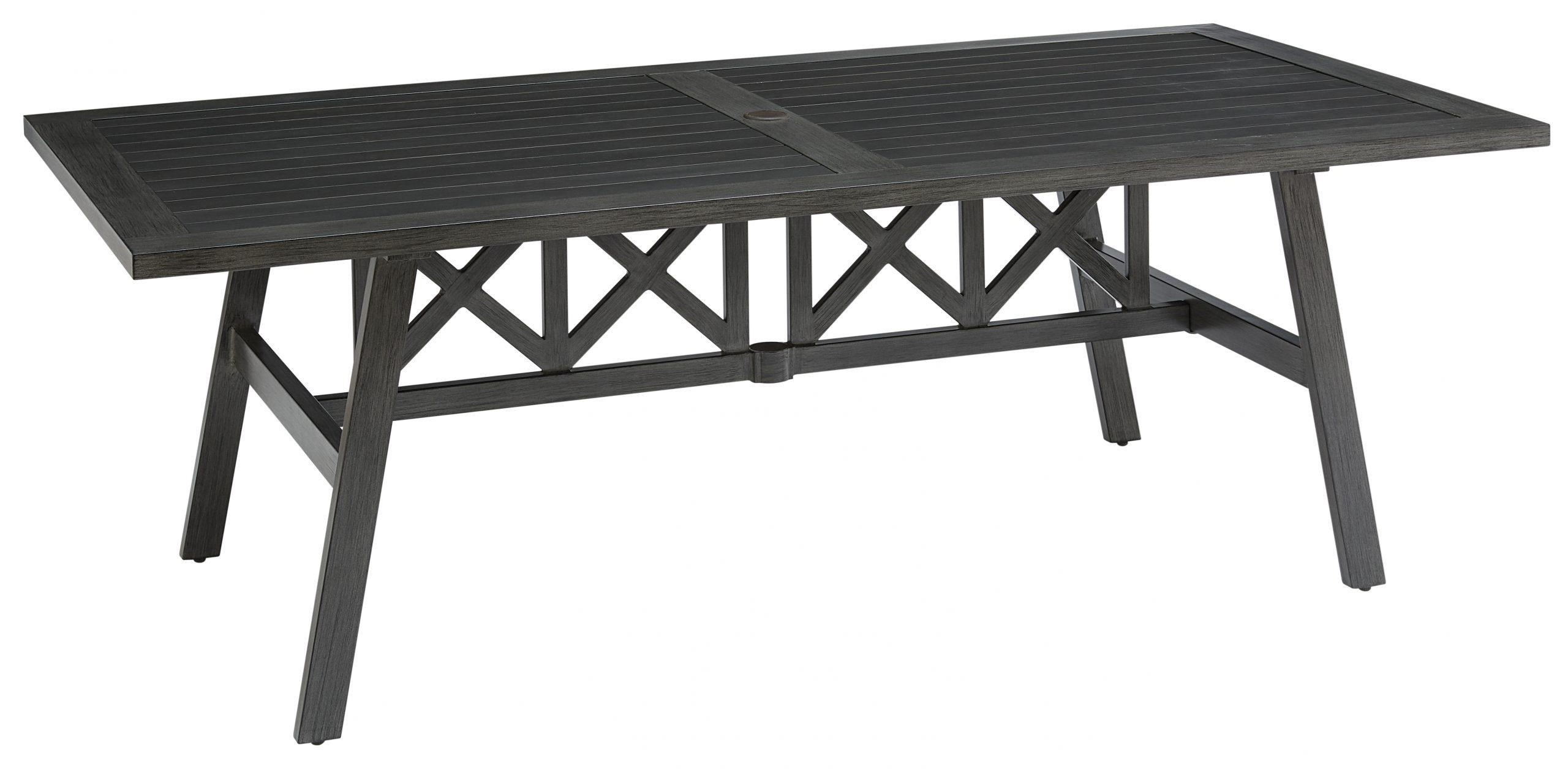 Adison Dining Table by Apricity Outdoor at Johnny Janosik