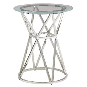 Aquarius Aquarius Apex Accent Table