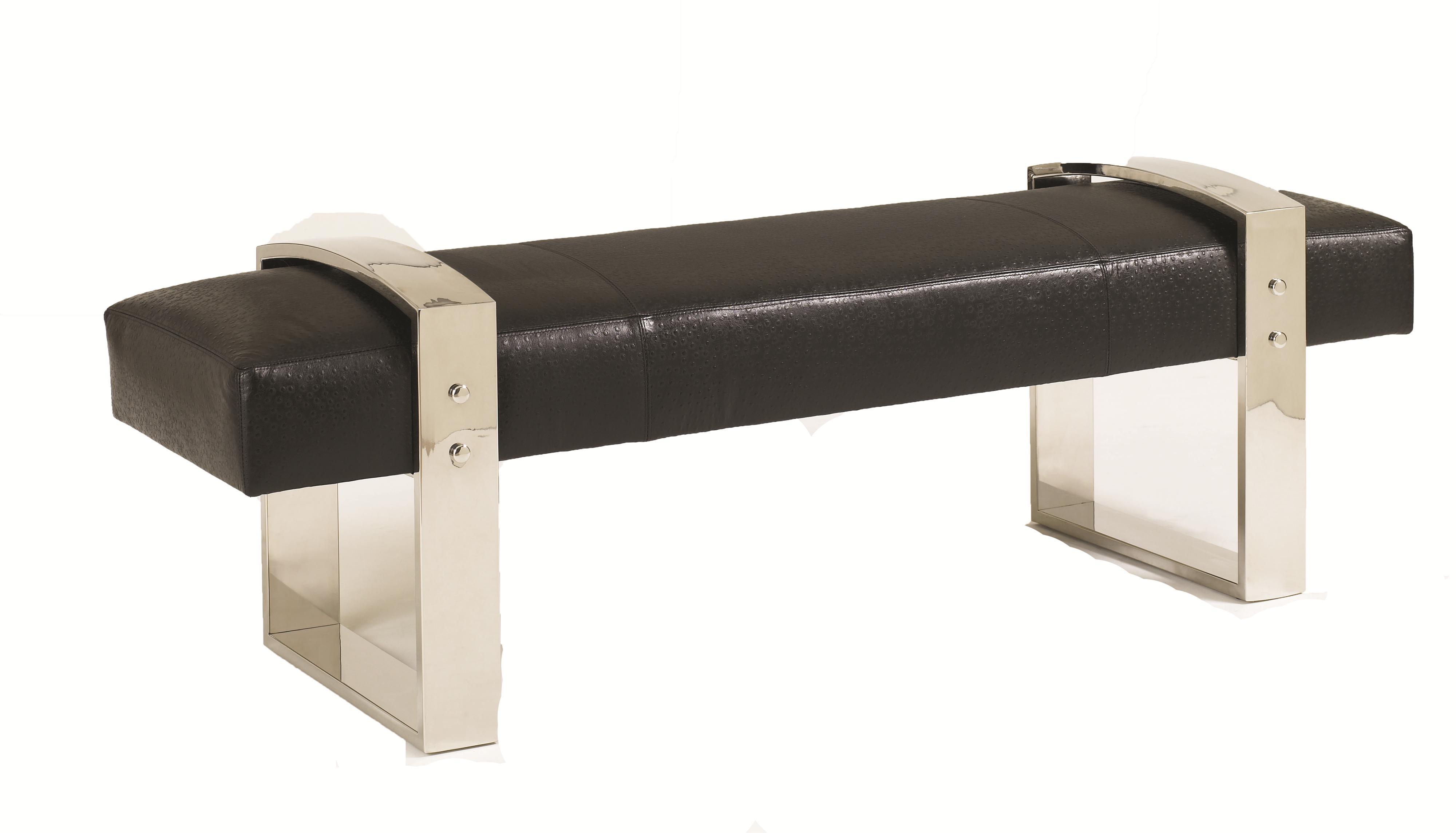 Ascension Metal Bench