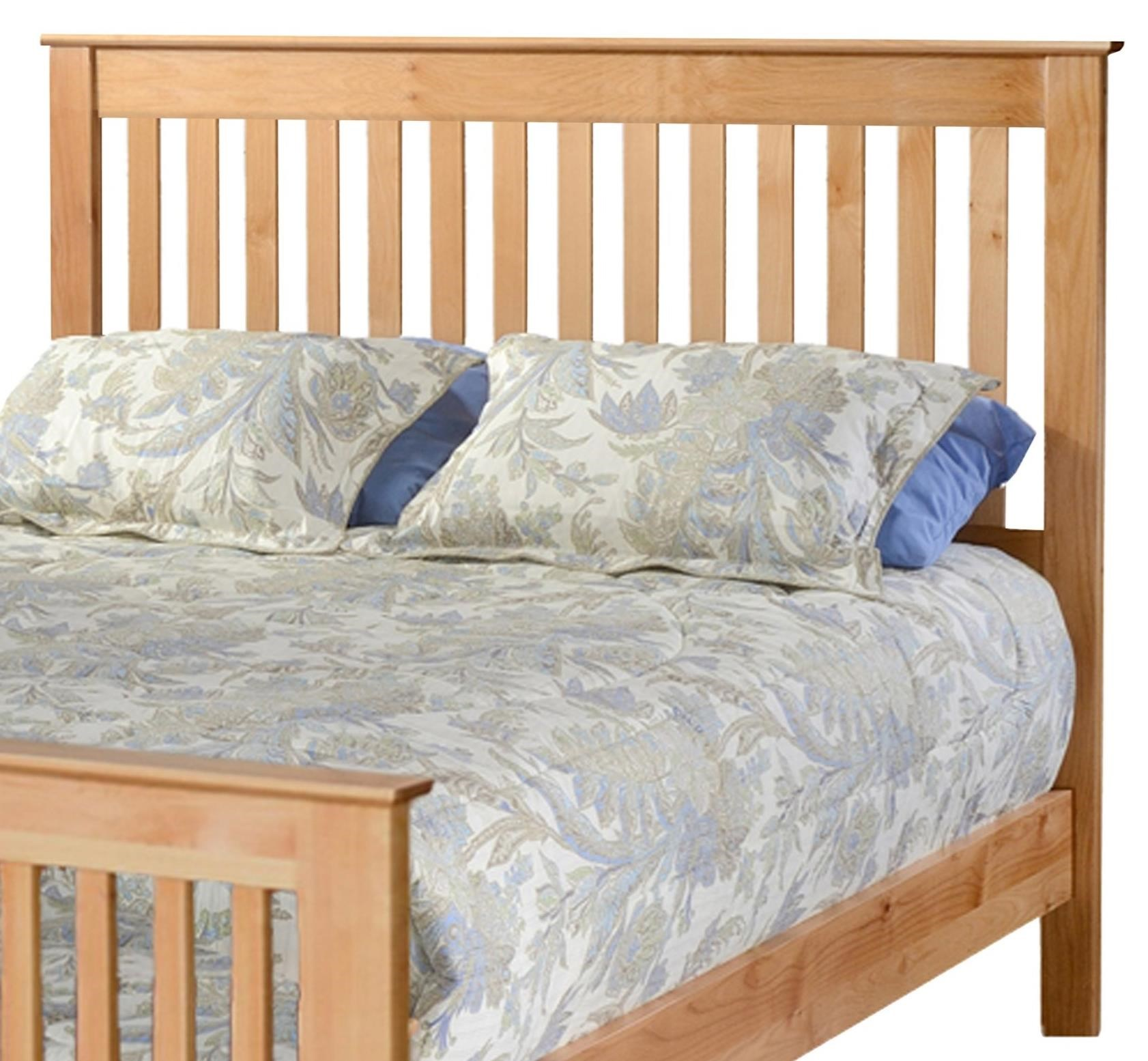 King Slat Headboard Only