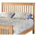 Archbold Furniture Shaker King Slat Headboard Only - Item Number: 61154