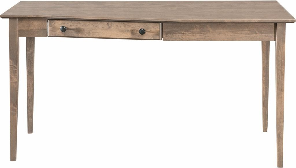 Modular Home Office Right Wedge Desk by Archbold Furniture at Johnny Janosik