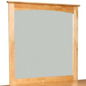 Archbold Furniture Alder Shaker Mirror