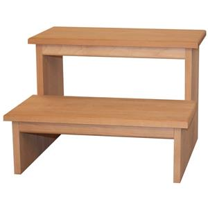 Archbold Furniture Alder Shaker Stool