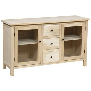Archbold Furniture Allwood Accents Console