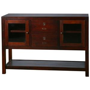 Archbold Furniture Allwood Accents Console Sideboard