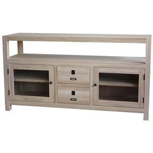 "Archbold Furniture Allwood Accents 54"" Media Console"