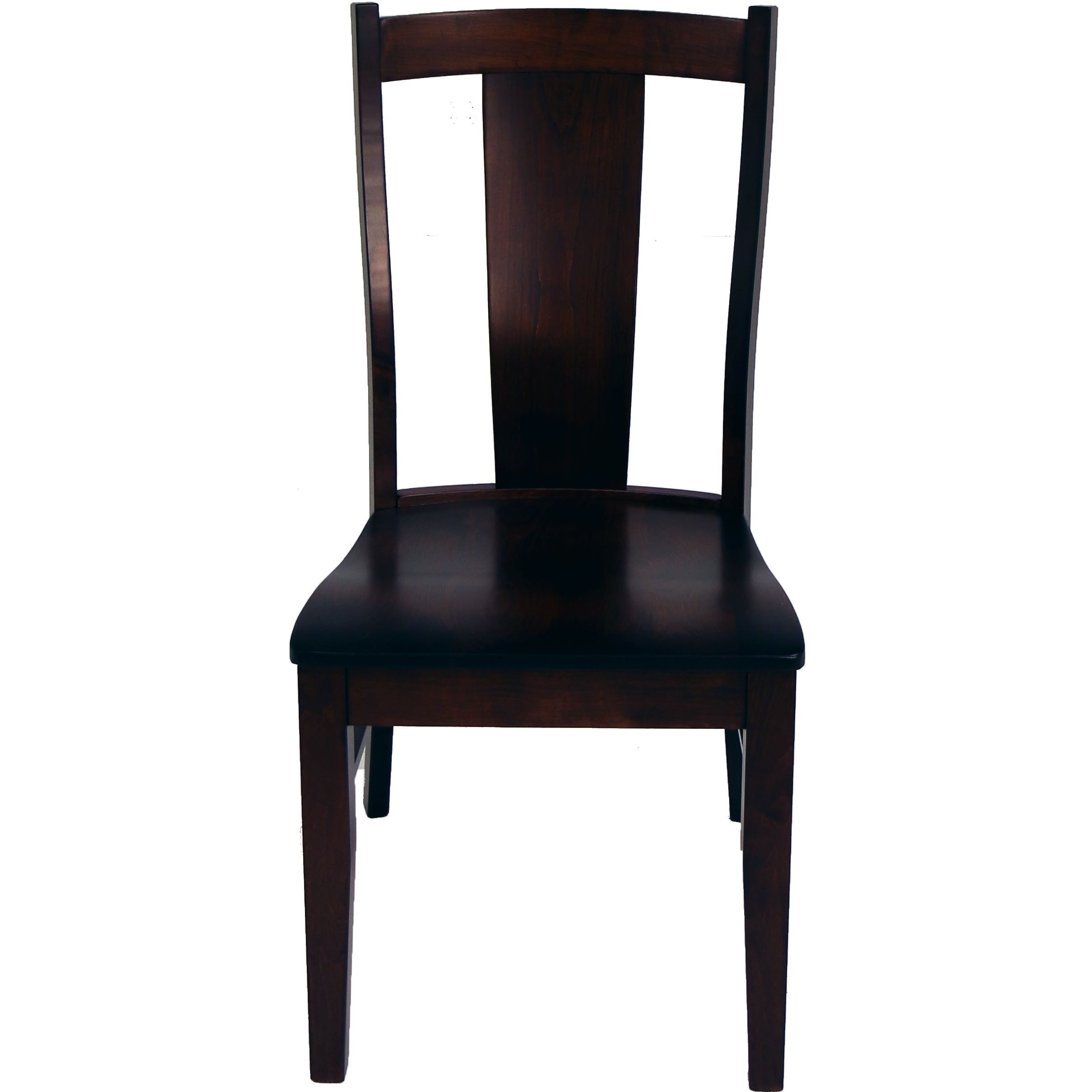 Amish Essentials Lucas Chair by Archbold Furniture at Steger's Furniture