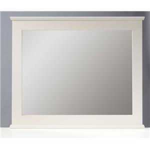 Archbold Furniture Attic Treasures Mirror