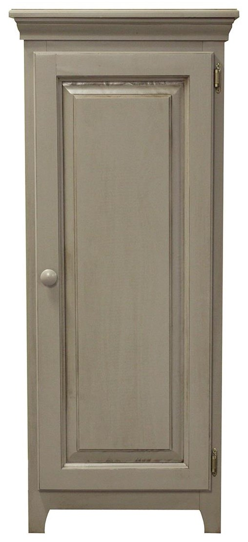 Pantries and Cabinets 1 Door Jelly Cabinet by Archbold Furniture at Johnny Janosik