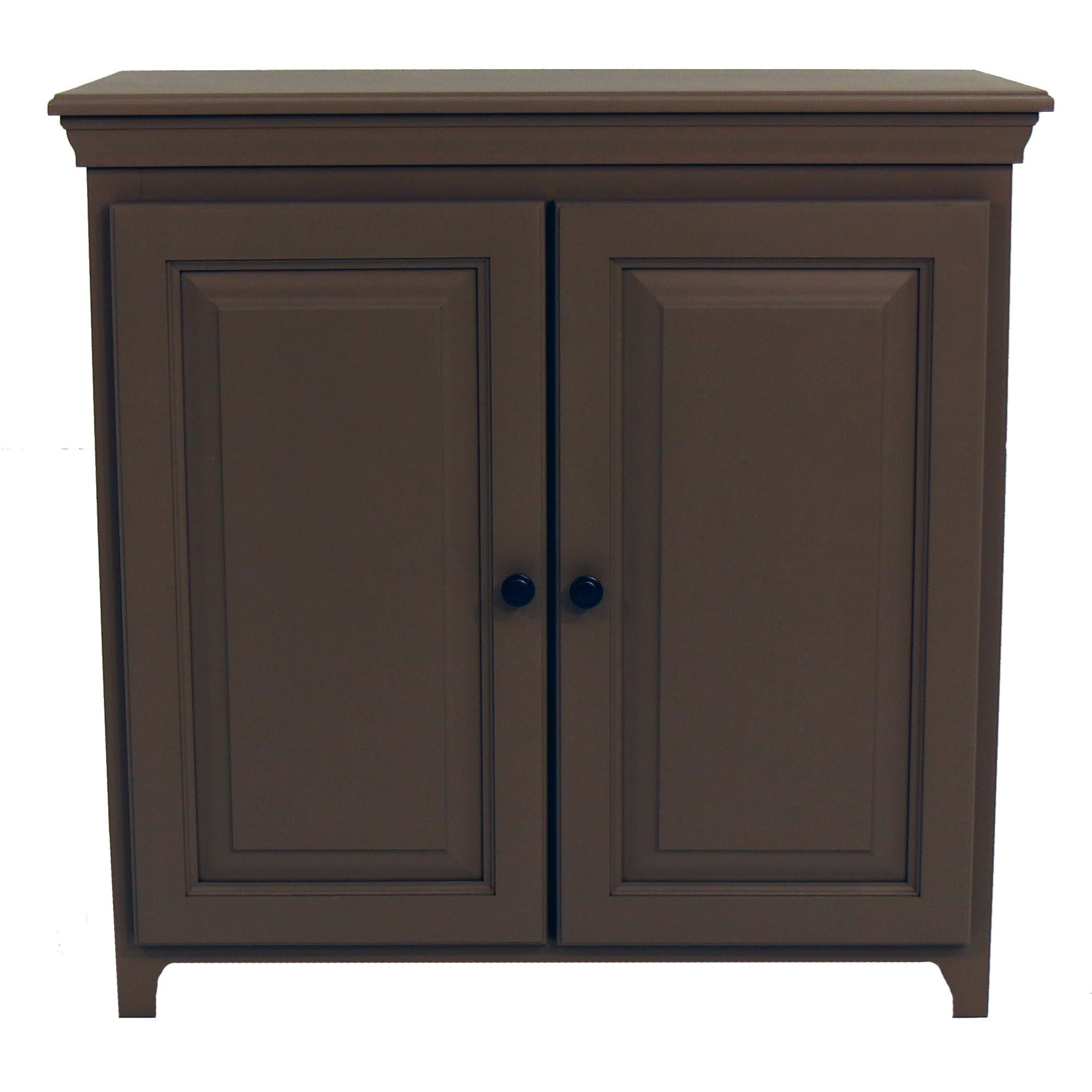 Pantries and Cabinets 2 Door Cabinet by Archbold Furniture at Johnny Janosik
