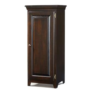 Archbold Furniture Pantries and Cabinets Pine 1 Door Jelly Cabinet