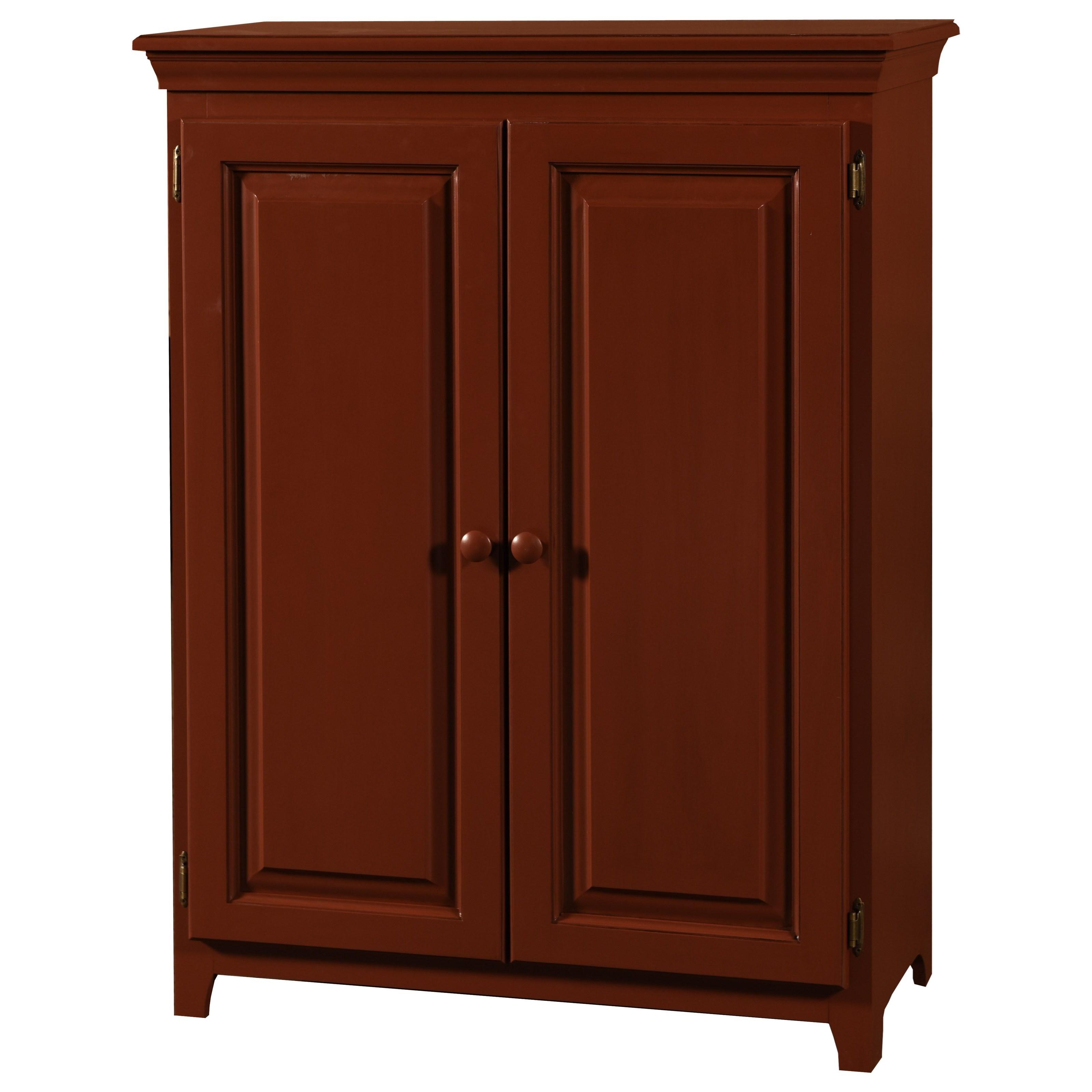 Cabinets Pine 2 Door Jelly Cabinet