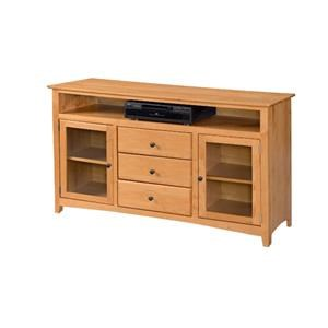 62 inch Entertainment Console