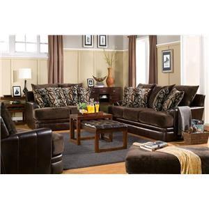 Del Sol Exclusive Balboa Collection Livingroom