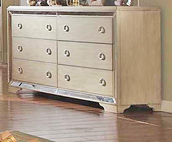 Del Sol Exclusive B9805 Dresser - Item Number: B9805-D