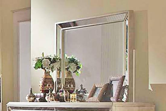 Del Sol Exclusive B9805 Dresser Accent Mirror - Item Number: B9805-M