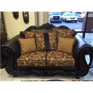 Del Sol Exclusive Eagle Love Seat