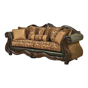 Great Del Sol Exclusive Eagle Traditional Style Sofa