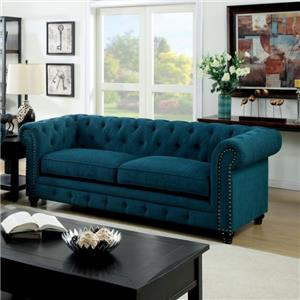 Furniture of America / Import Direct Stanford Sofa