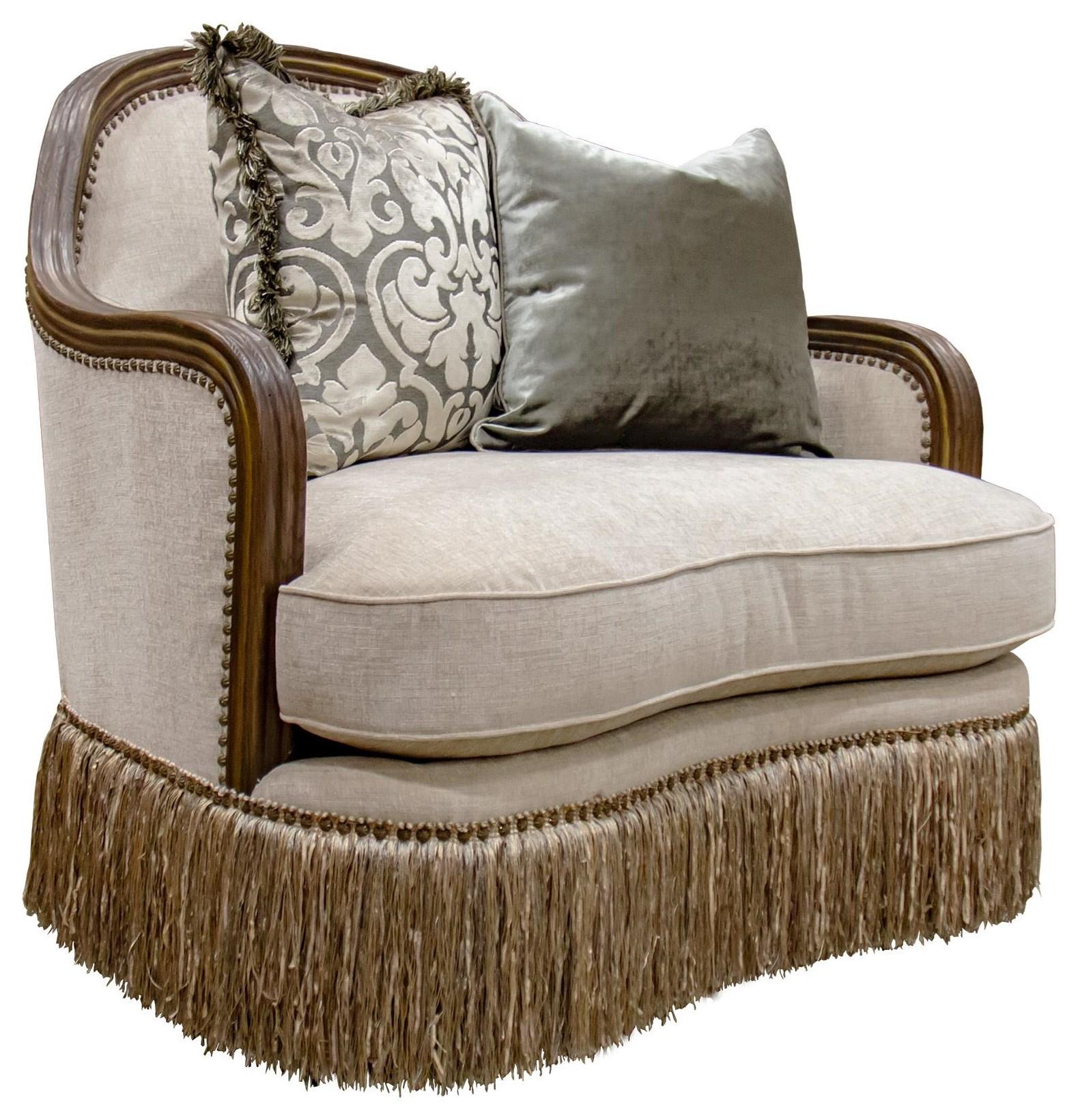 Parchment Chair