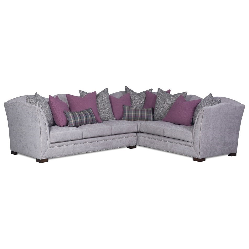 Stupendous Adele By Aria Contemporary 5 Seat L Shaped Sectional Dream Ncnpc Chair Design For Home Ncnpcorg